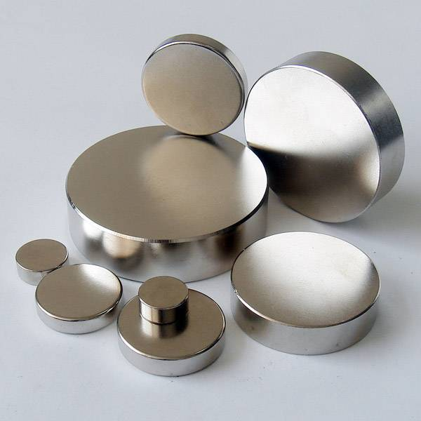 China Powerful Neodymium Disc /Cylinder Shaped Magnets for selling