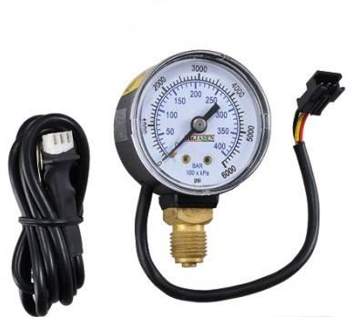 CNG pressure gauge/autogas conversion kits