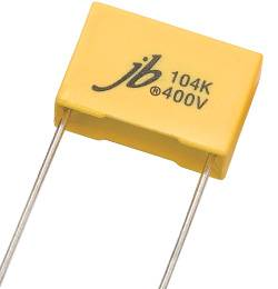 JFM - Box Type Metallized Polypropylene Film Capacitor