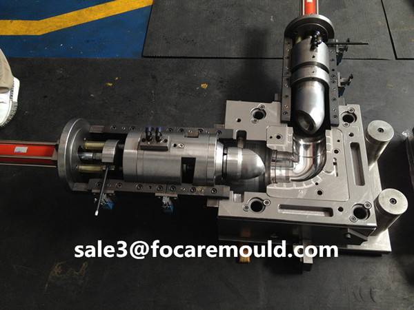 sell pvc pipe fitting mould, PVC tubos acessorios molde China
