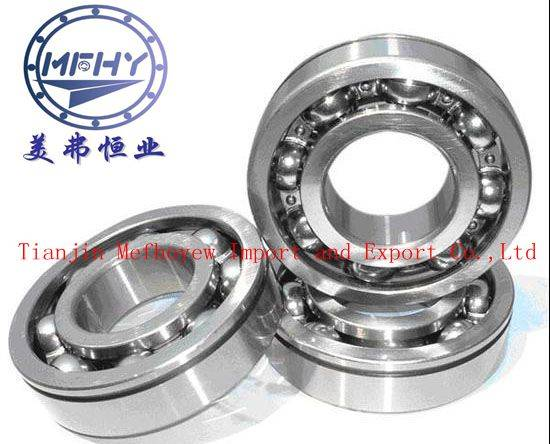 Ball Bearing 6000 Series Open Deep Groove Ball Bearing with High Precision