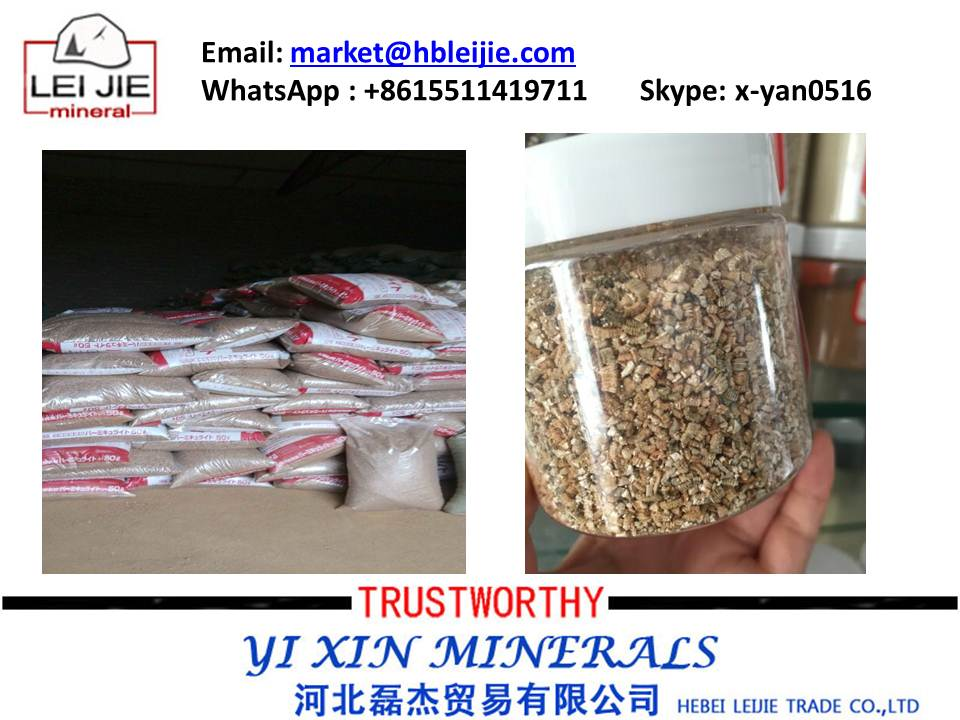 vermiculite ore / expanded
