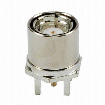SMZ19-75 SMZ Coaxial Connector, Jack, Ideal for PCB Mount