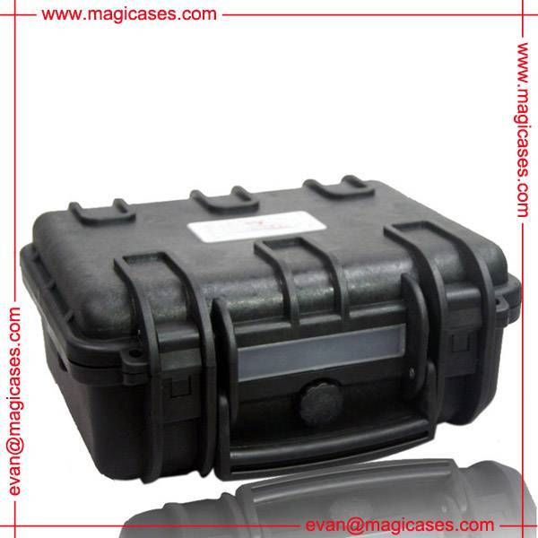 Plastic equipment cases tool case crushproof carrying cases (14002)