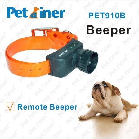 Remote Pet Training and Beep Collar