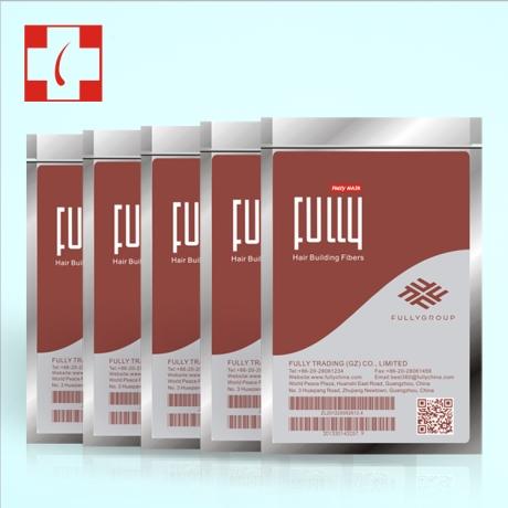 Keratin Fibers Natural Keratin Hair Building Fibers Refill Bag