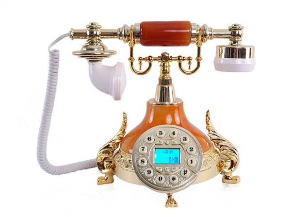 Hot sell Home Decoration Antique Telephone exchanges telephone MS-5701B