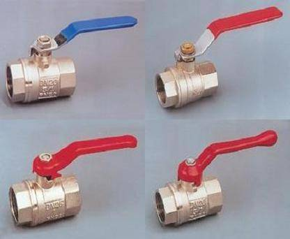 Brass Ball Valves (Also can be zinc)