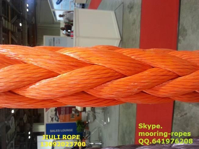 Euroflex 8-strand Plaited Fibre Mooring Rope