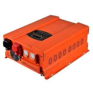 20% Discount Wholesale Off Grid Pure Sine Wave Solar Power Inverter with Charger