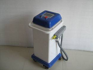 1064nm / 532nm / 1055nm Carbon Therapy Q Switched Nd:YAG Laser Machine For Wrinkle Removal , Anti Ag