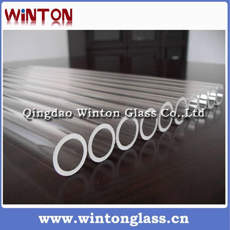 Winton Glass Tube Quartz Glass Tube Borosilciate Glass Tube Sodalime Glass Tube