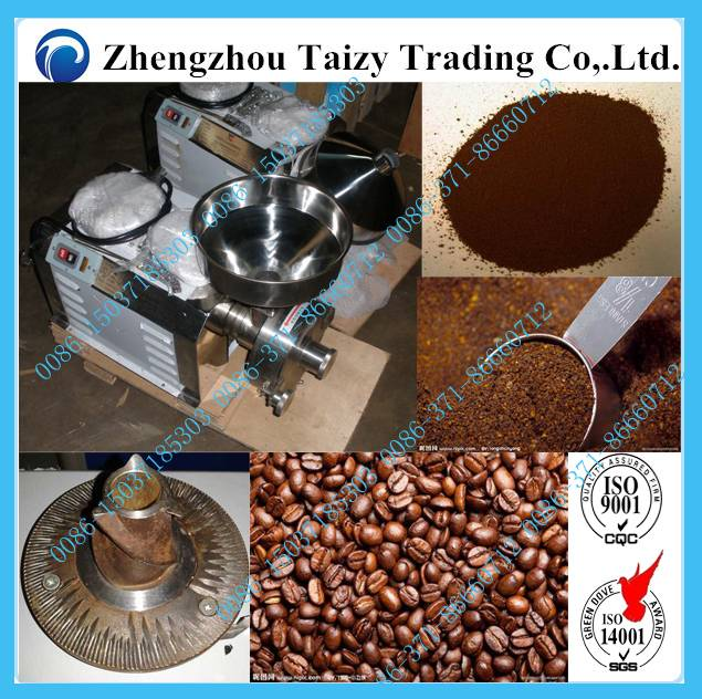 Factory Price Coffee Beans Grinding Machine on Sale