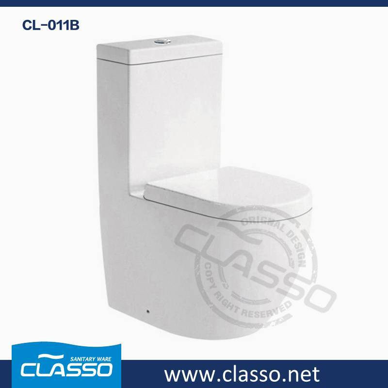 Hot sale washdown toilet new design 4-inch one piece closet CL-011B