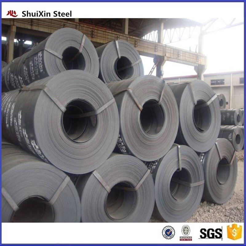 Hot rolled steel strips high carbon steel strip for sale