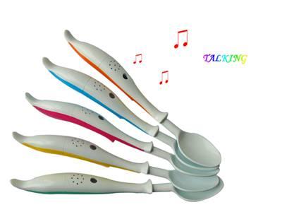 Baby Talking Spoon
