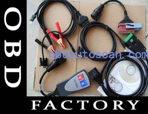 Lexia-3 Citroen / Peugeot Diagnostic Tool (3 Cables Or 5 Cables)