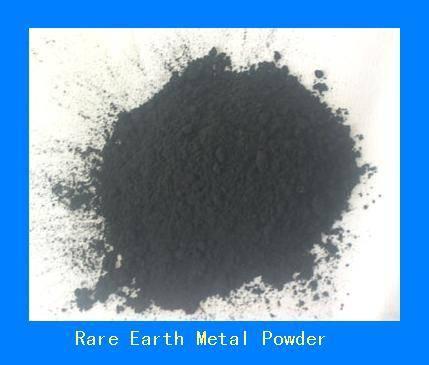Sell Samarium Metal Powder