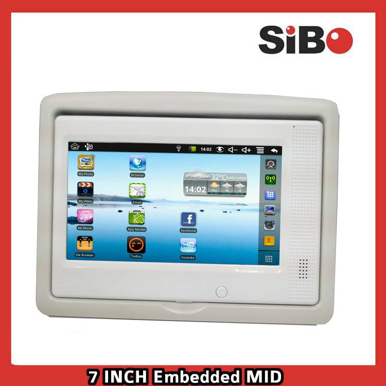 In Wall Tablet For Home Automation