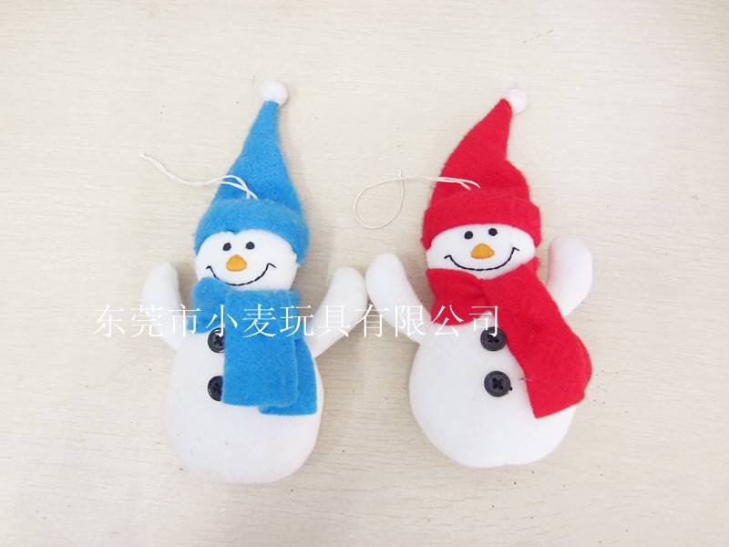 Wholesale Christmas Stuffed Snowman