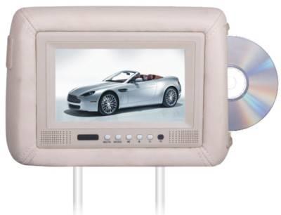 sell 7 inch car headrest dvd player
