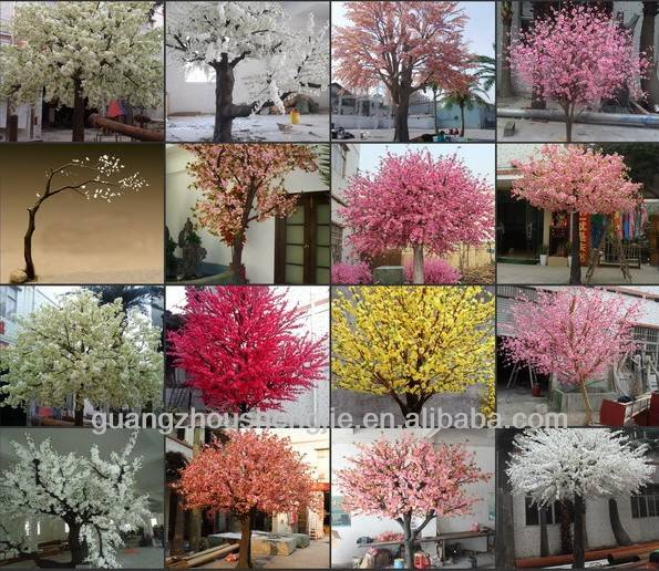 artificial cherry tree(with various styles)