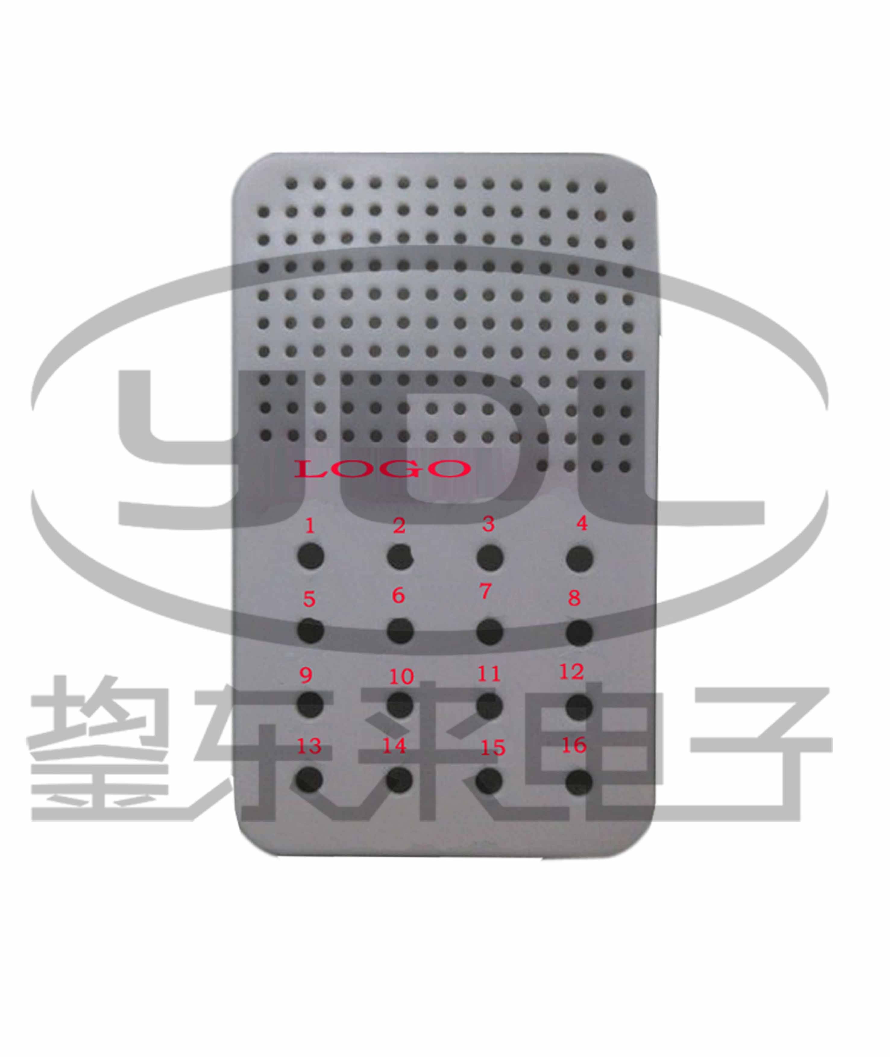 Custom Sound Machine Press Voice Button