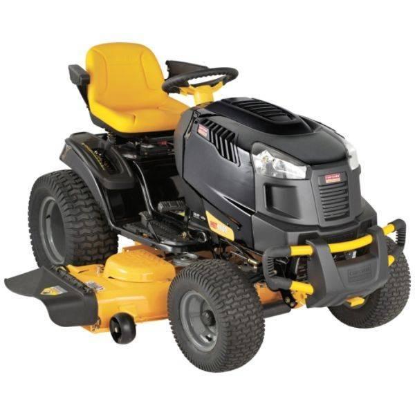 Craftsman Professional 54'' Briggs & Stratton 28 hp Gas Powered Riding Garden Tractor