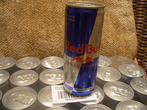 Original Redbull Energy Drink from Austria