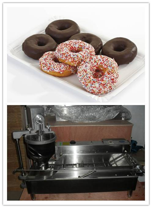 Good feedback stainless steel donut machine with low price 0086-18703616536