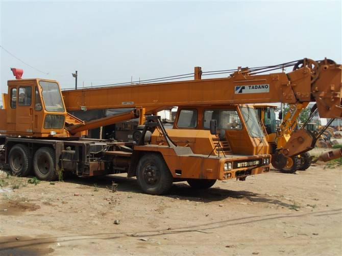 japan orignal 25t hydraulic mobile truck used crane 0086-13167003691