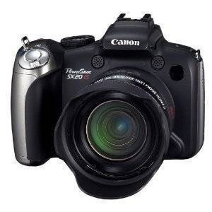 Safe payment, Canon PowerShot SX20IS 12.1MP Digital Camera, 100% original and brand new