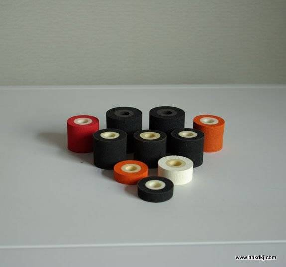 top-quality solid hot ink roll for printing the expiry date/batch No.on the soft packages