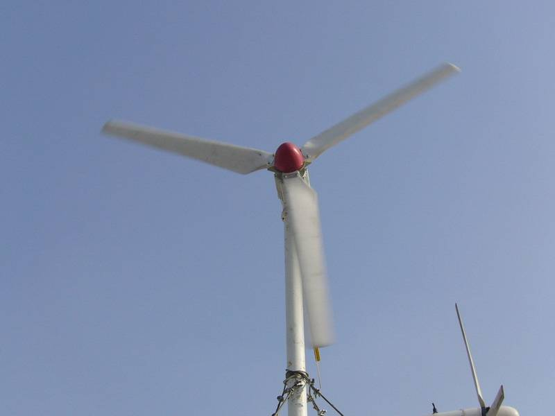 wind turbine 2KW