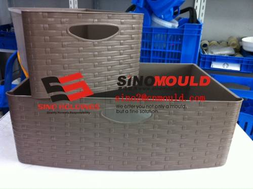 plastic drawer system molds