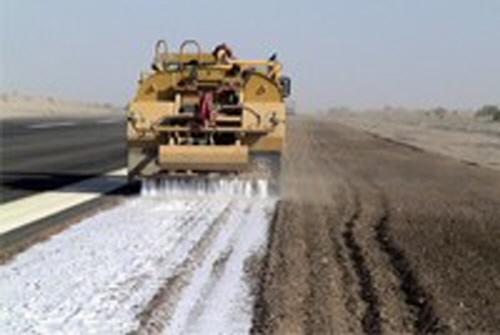 Liquid Soil Stabilizer, Soil Concrete and Dust Control Agent