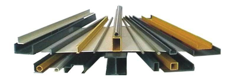 sell FRP structural shapes