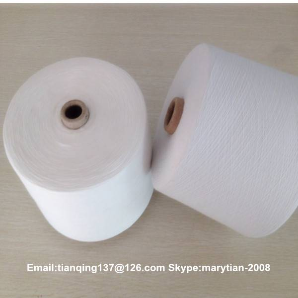 100% spun polyester sewing thread bleach white 30/2 from Weaver Ltd