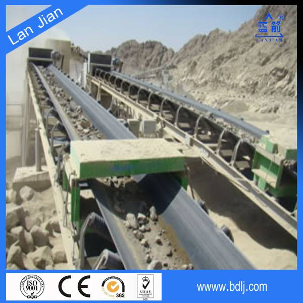 Heavy Duty Belt Conveyor System for Rock,Sand,Dirt,and Gravel