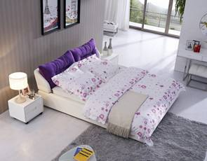 modern furniture, beds, leather beds, wooden beds, modern beds
