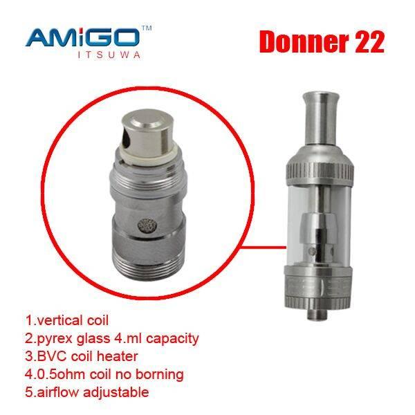 itsuwa Donner 22 atomizer