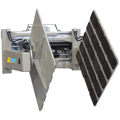 Tabacco Carton Clamp Tippling Forklift Attachment