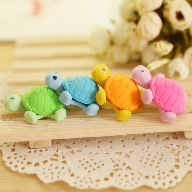 Little Turtle Eraser