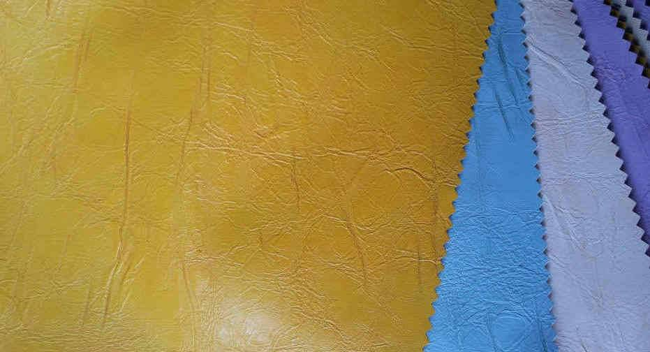 PU artificial / synthetic leather
