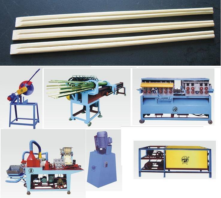 bamboo chopsticks machine, bamboo chopsticks producing line, bamboo chopsticks machinery, bamboo cho