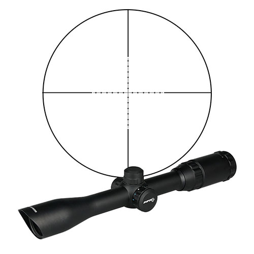 0142 Tactical air gun sight 3-9x32 Hunting weapon first focal plane Optic Rifle Scope for shooting