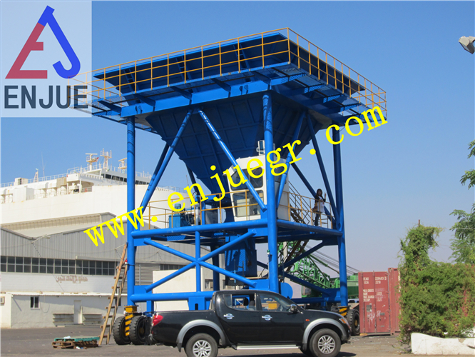 Cement Hopper or Powder Hopper for Bulk or Cargo
