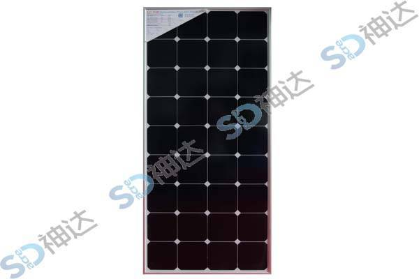 120W high efficiency solar module