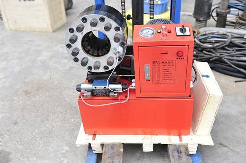 sell hydraulic hose crimping machine