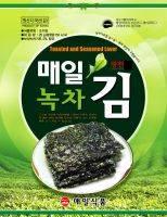 Korean seasoned laver